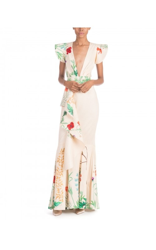 Lanka Bodysuit & Cicilia Skirt