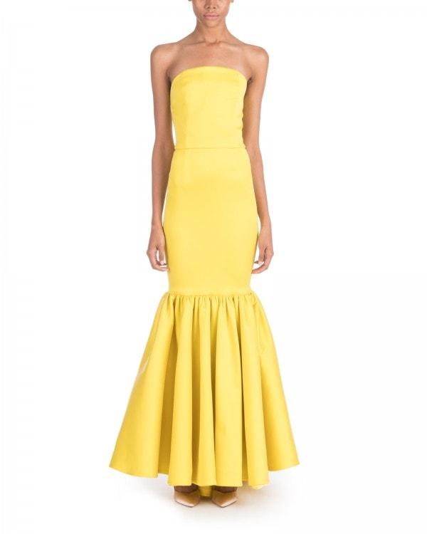 Sunshine Strapless Mermaid Gown