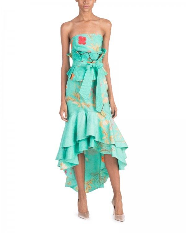 Celia Top & Ruffle Providencia Skirt