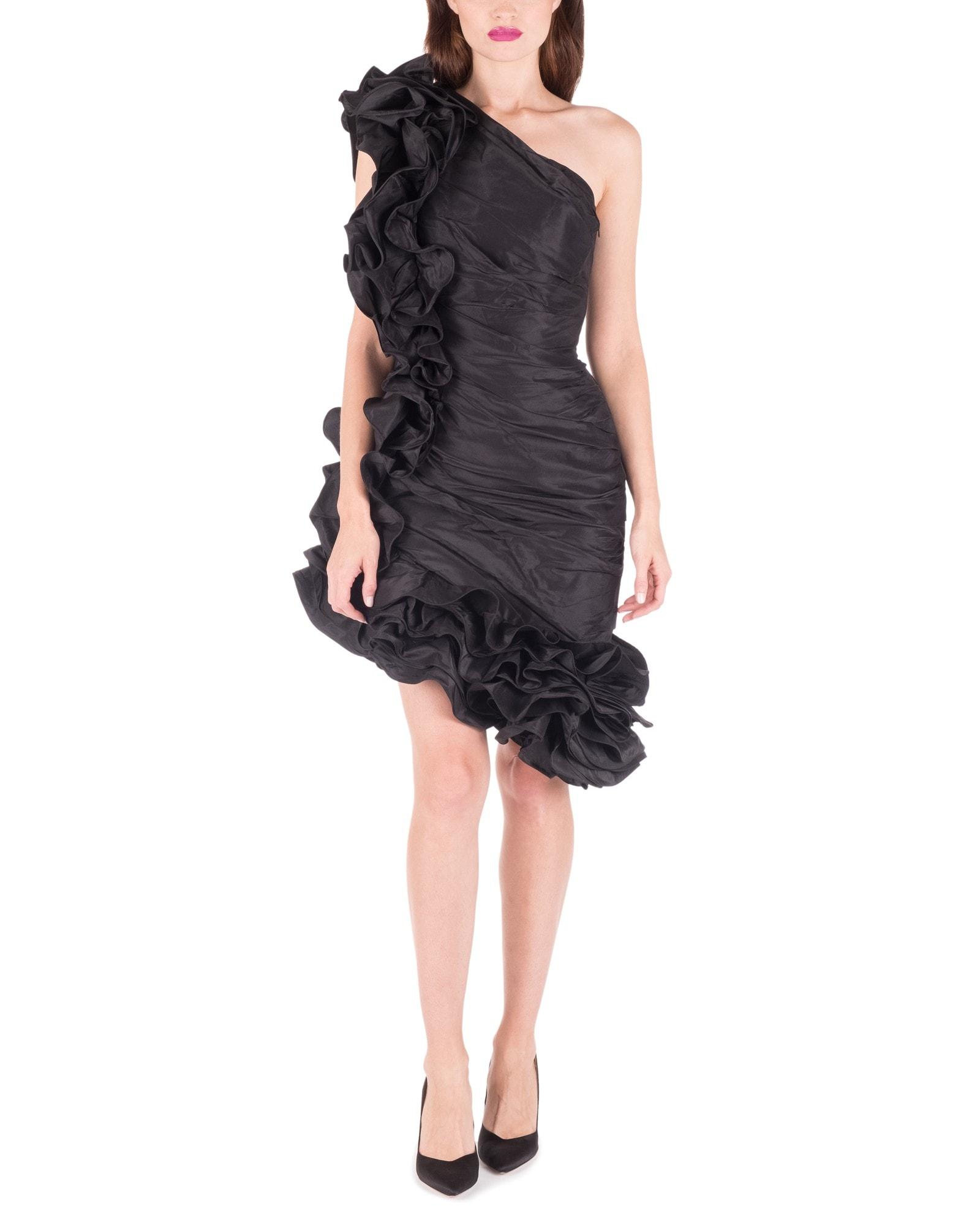 Lakota Silk Taffeta Dress