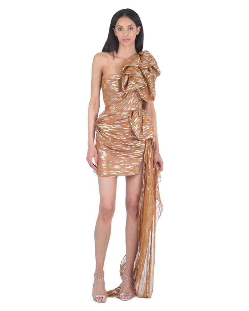 Hibiscus Cocktail Dress