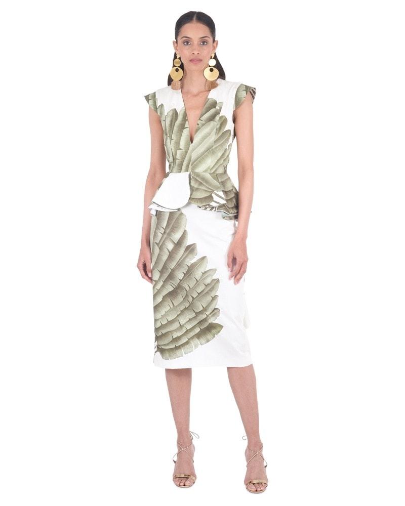 Natural Listic Cotton Dress