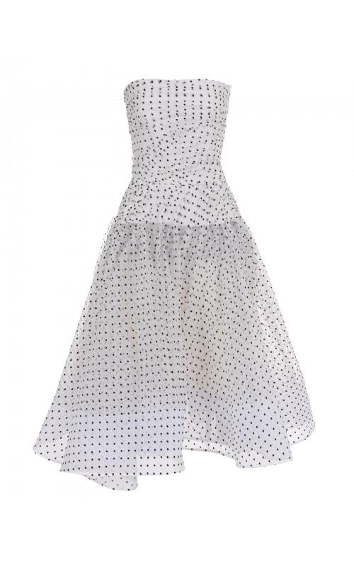 Prediction Polka Dot Dress