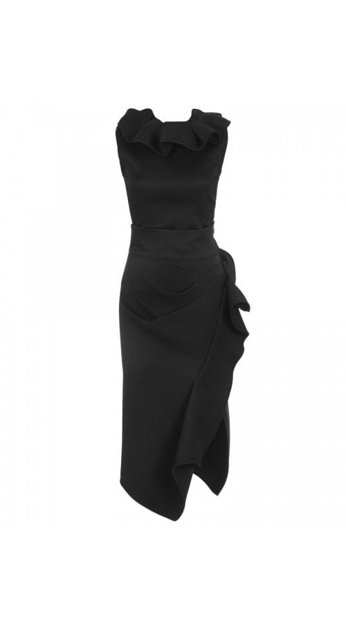 Black Fruition Top & Olimpus Skirt