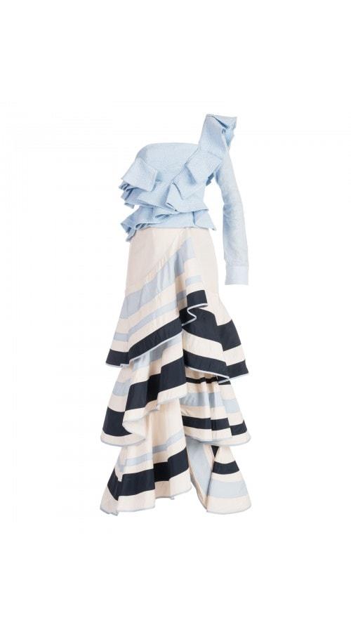 Madeira Top & Lombard Street Skirt