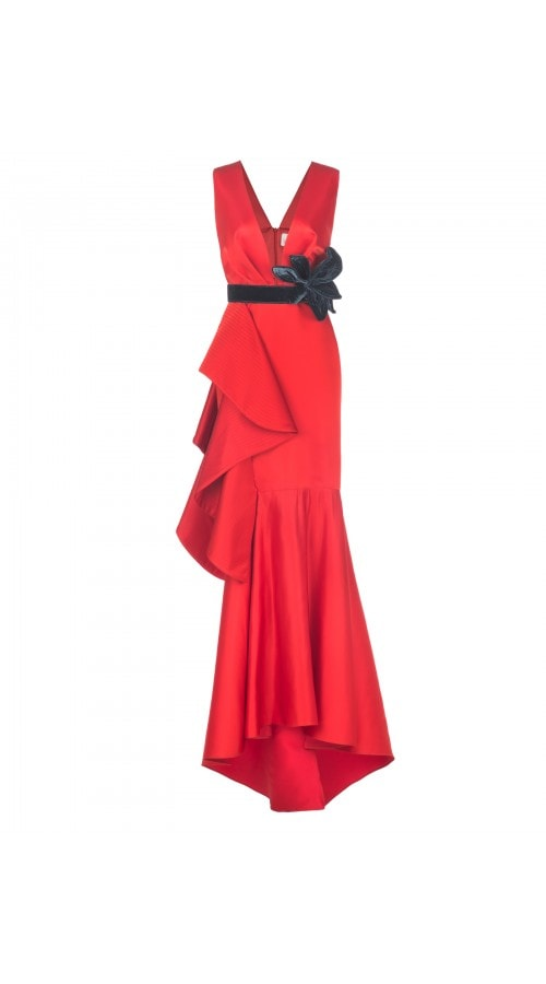Princess Victoria Dress With Belt