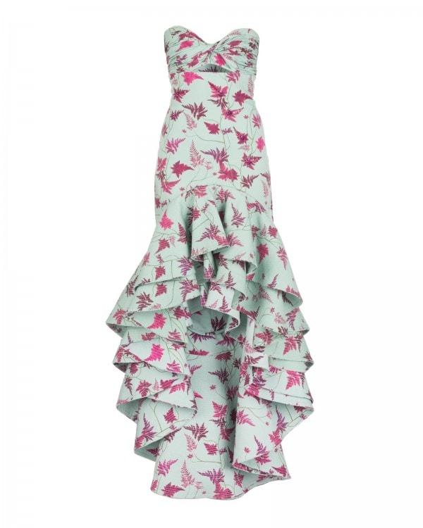 Clarissa Dolloway Ruffled Dress