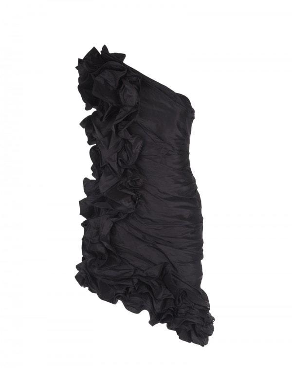 Lakota Silk Taffeta Dress